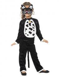 Kostüm Anzug Kätzchen Kinder