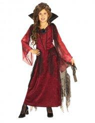 Gothic - Vampirkostüm für Mädchen
