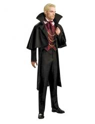 Blutrünstiges Vampir-Baron Kostüm für Herren