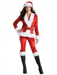 Weihnachtsfrauen sexy Kostüm für Damen
