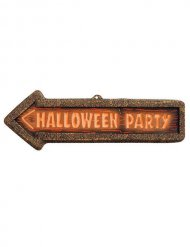 Dekoration Schild Halloween