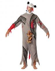 Road Kill Halloween Kostüm überfahrenes Tier bunt