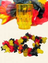 Hawaii Kette mit Schnapsglas Deutschland