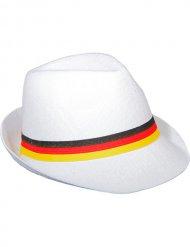 Hut deutscher Fußball-Fan Erwachsene