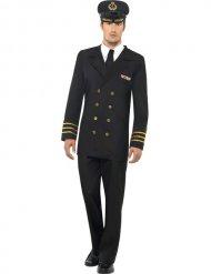 Marineoffizier Kostüm Herren