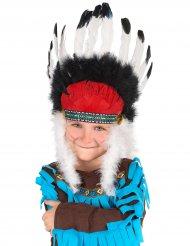 Indianer Häuptling Kopfbedeckung für Kinder
