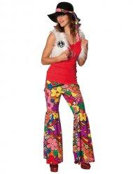 Hippie Kostüm 60/70er Damen