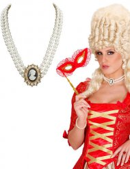 Perle Halsband barock Damen