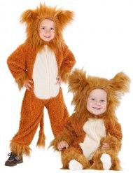 Löwe Babyplüschkostüm