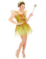 Herbst-Fee Kostüm Damen