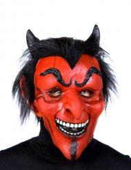 Maske Teufel Latex Halloween
