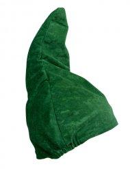 Zwergenmütze Kostümaccessoire grün