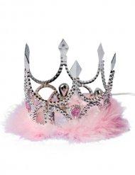 Kronprinzessin silber und pink