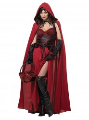 Kostüm böses Rotkäppchen Halloween