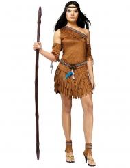 Indianer Kostüm für Damen