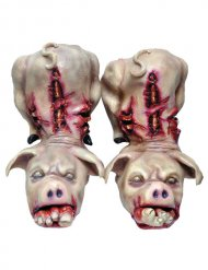 Schweine Schuhüberzieher Halloween