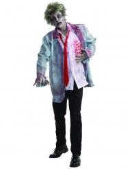 Zombie-Kostüm für Erwachsene bunt