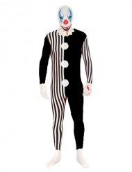 Killer Clown Morphsuits™ für Erwachsene Halloween