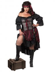 Piratenkostüm Größe Damen