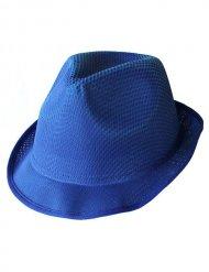Blauer Borsalino Hut Trilby für Erwachsene