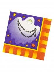 Halloween-Papier-Servietten 33 x 33 cm