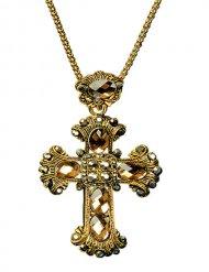 Gotik-Halskette im Barock-Stil für Erwachsene