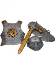 Set Zubehör mittelalterliche Ritter Kinder