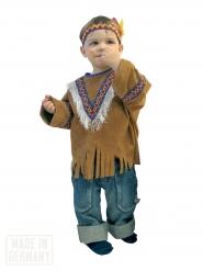 Indianer Kostüm braun Kind