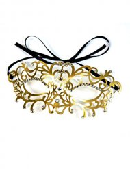 Venezianische Maske Gold Auge Erwachsene