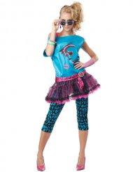 Disco Kostüm Damen 80er Jahre