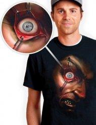 T-Shirt Digital Dudz mit beweglichem Auge Halloween
