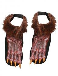 Werwolf Schuhüberzieher Halloween