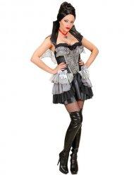 Barockes Vamoir-Kostüm für Damen Halloween
