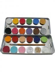 24 Farben Make-up-Palette