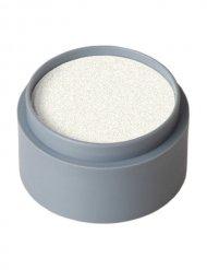 Make-up Wasser glitzernd weiß grimas® 15ml