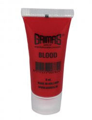 Kunstblut rot Grimas - 8 ml