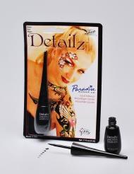 Professionelle schwarze Flüssigkeit Make-up Mehron ™ 7,5 ml