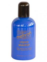 Blaue Flüssigkeit Make-up Mehron 133ml