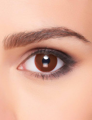 Kontaktlinsen Phantasie braunes Auge Erwachsene