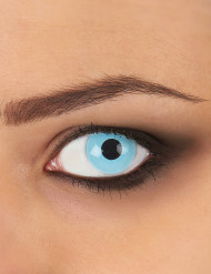 Kontaktlinsen Phantasie Eis-blue eye 1 Jahr Erwachsene