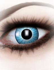 Elektro-Kontaktlinsen Fantasy blau