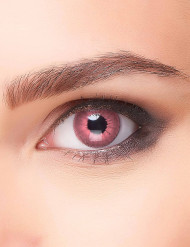 Feurige Kontaktlinsen Teufel rot