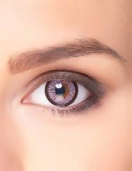 Kontaktlinsen Galaxie Make-up Zubehör lila-braun