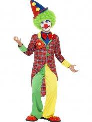 Joker Clowns-Kostüm Kinder