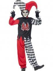 Böser Hofnarr -  Kostüm für Kinder