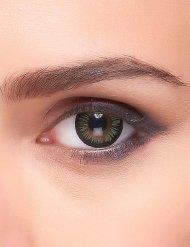 Kontaktlinsen grüne Farbtöne Erwachsene