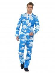 Anzug Mr Sky für Erwachsene