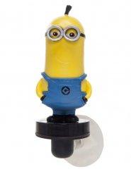 Offizielle Minions™-Figur mit Saugnapf bunt 9 cm