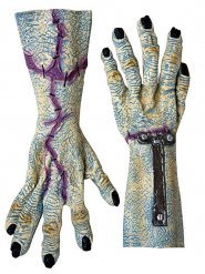 Zombie Handschuhe mit Schrauben Halloween