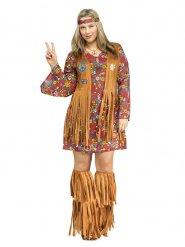 Hippie Kostüm 60er Jahre für Damen